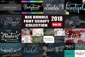 collage fonts free font bundles page 2 the best free and premium font bundles