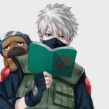 2048x2048 Kakashi Hatake and Pakkun ...