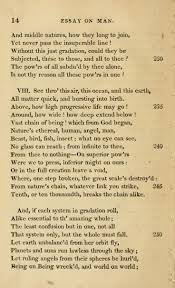 best the great sonnets images literature pretty  vlll an essay on man by alexander pope