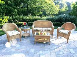 synthetic wicker outdoor furniture plastic wicker chair repair kit medium size of patio patio chairs patio