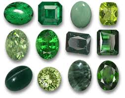 Gemstones By Color Ride The Rainbow Of Vibrant Colored Gems