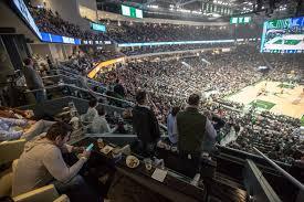 Fiserv Forum Seating Chart View Premium Experiences Milwaukee Bucks