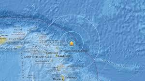 Terremoto magnitudo 6 nel Mar dei Caraibi - Meteo Web