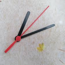 50pcs best quality plastic arrows clock hands for diy clock clock parts accessories