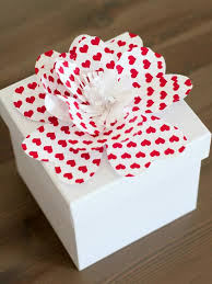 ci rennai hoefer valentine kid craft gift box bow v