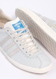 adidas gazelle og white leather