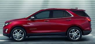 2018 chevrolet new models. interesting chevrolet 2018 chevrolet equinox side profile throughout chevrolet new models o