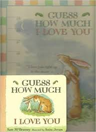 Guess How Much I Love And Guess How Much I Love You Hanging