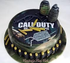 Call Duty Birthday Cake Gallery Birthday Cake Decoration