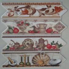 wall decoration china 8x25cm arrow ceramic border border tile listello border without end border