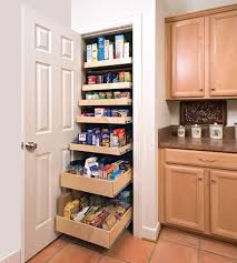 useful pullout shelves