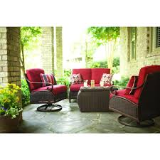 Martha Stewart Living Room Furniture Martha Stewart Living Cedar Island All Weather Wicker Patio