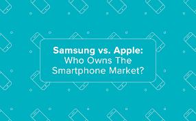 Apple Vs Samsung Chart Apple Samsung And U S Smartphone Market Share