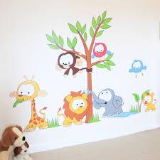 image of animal wall stickers decor modern on wall art decal nursery with power wall stickers decor modern jeffsbakery basement mattress