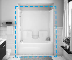 3060 1 piece tub shower bathtubs replace bathtub shower unit one piece acrylic tub shower bathtubs bathtub shower stall conversion sterling bathtub jpg