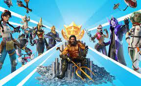 Aquaman Fortnite Season 13 Wallpaper ...