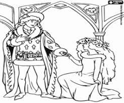 Disegni Di Principi E Principesse Da Colorare E Stampare