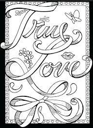 Love Coloring Page Love Coloring Page Adult Love Coloring Pages