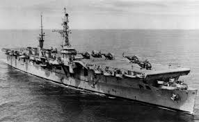 Saipan-class aircraft carrier