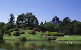 Microsoft Bing Hd Wallpapers Japanese Landscape Theme