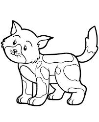 Książka kolorowanki kotki pochodzi z kotki na kolorowankach do wydrukowania. Kot Koty Kolorowanki Dla Dzieci Do Pobrania