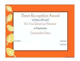 Recognition Awards Template Employee Appreciation Award