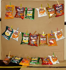 Design Your Own Potato Chip Bag Diy Concession Stand Chip Display Concession Stand Food