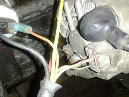 alternator wires help mazdabscene com mazda truck owners and wires and i need to figure out were they go i see a small red one a large red one a white red and a black white heres a picture any help would