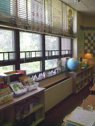 classroom window. Another Year I Had Windows All Along One Wall And Chalkboards Two Others. There Were Lots Of Posters Wanted To Display For Students\u0027 Reference. Classroom Window