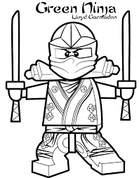 Free Ninja Coloring Pages Free Printable Coloring Pages Green Ninja