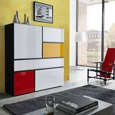 Wandkast Mondriaan