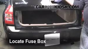 interior fuse box location 2005 2008 dodge magnum 2005 dodge How To Replace A Fuse Box In A Car locate interior fuse box and remove cover how to replace a fuse box in a 1969 mustang