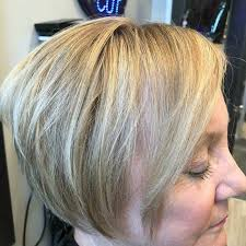 This classic pixie is a versatile, elegant style for thick hair, made with a rounded texture to match the shape of the head. Short Bobs For Fine Hair Over 60 The 31 Crowing Dip Haircuts Pro Women Through Unsubstantial Whisker