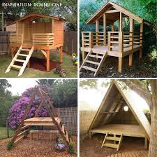 emily henderson waverly backyard playfort castle inspiration round 1