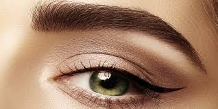 Permanentní Make Up Obočí Trochu Jinak Pudrová Metoda Pro Přirozený Vzhled
