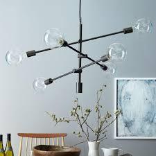 westelm lighting. Plain Westelm Mobile Chandelier  Large  Intended Westelm Lighting R