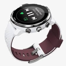 Купить Унисекс часы <b>Suunto 7 White</b> Burgundy SS050380000 ...