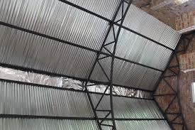 fixing the double layer galvanized corrugated metal sheets was roof fixings difficult task outside tin roofing