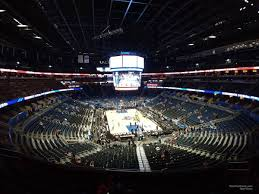 Amway Center Solar Bears Seating Chart Amway Center Section 111a Orlando Magic Rateyourseats Com