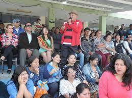 Atuntaqui - Gobierno Autónomo Descentralizado Municipal del Cantón Antonio  Ante - Se inauguraron juegos internos en la Unidad Alberto Enríquez