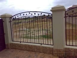 metal fence ideas. Contemporary Ideas Mild Steel Fence Design Fencing To Metal Ideas