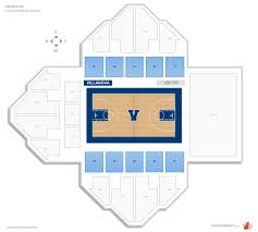 38 Meticulous Wells Fargo Seating Chart Villanova Basketball