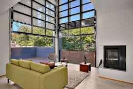 Amazing Entrance Design Ideas for Every Home Design : Charming Living Room  Design With Floor To