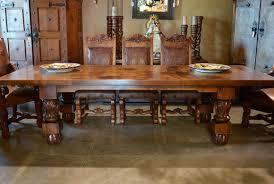 mediterranean dining room furniture. Spanish Dining Room Table Revival Carved Mesa Patona Demejico Mediterranean Furniture E