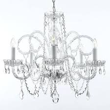 chandeliers clearance medium size of enchanting empress light crystal plug in chandelier the home depot plastic chandeliers a chandeliers clearance