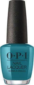 OPI Nail Lacquer <b>Лак для ногтей</b> Teal Me <b>More</b>, Teal Me <b>More</b>, 15 мл