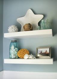 floating shelves with the home depot p g and a giveaway