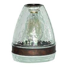 clear glass pendant light shade. Portfolio 7.5-in H 6-in W Clear Textured Glass Bell Pendant Light Shade A