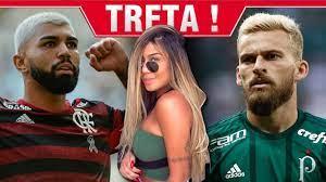 Entenda toda a história entre Gabigol, Lucas Lima e irmã de Neymar