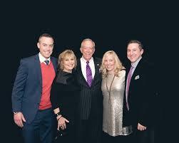 L-R) Joe's family: Jobie Smith, Deanne Smith, Joe Smith, Cameron Borgasano,  Derek Borgasano - in the Mix Magazine